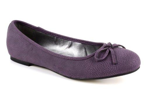 Andres Pull Ballerines Purple TG104 Machado qaPxq76