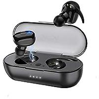 Sammix IPX5 Waterproof TWS Stereo Bluetooth 5.0 Headphones