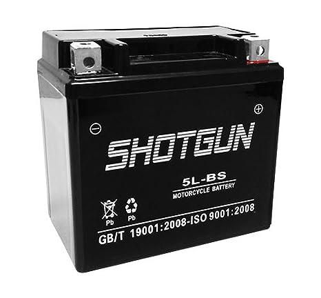 Atv Battery Wiring, Amazon Com Atv Battery For Polaris Predator Outlaw Sportsman  Ytx5l Bs Gtx5l Bs Automotive, Atv Battery Wiring