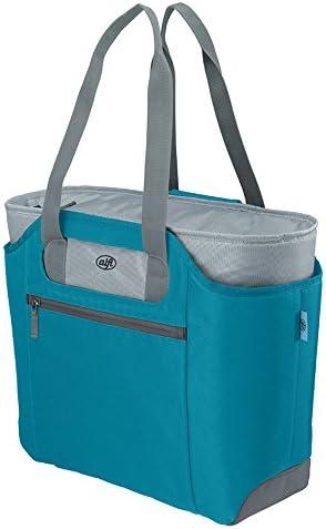 Alfi refrigeración bolso isobag m 2tlg Aquamarin Shopper extraíble bolsa de refrigeración