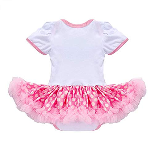 Kehen Baby Girls Ballet Outfits Leotard Tutu Dancewear Party Dress