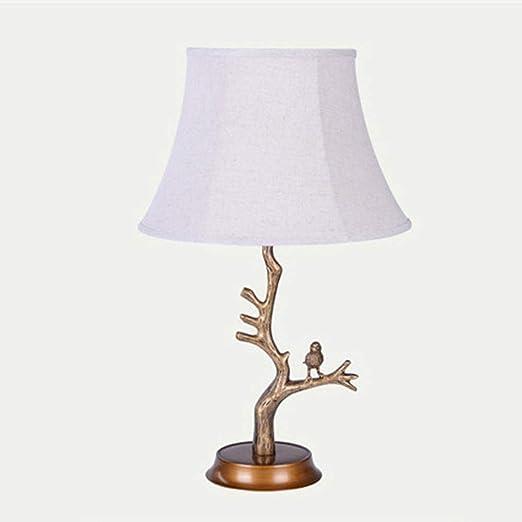CYHY lámpara de Mesa China Lámpara de Mesa Decorativa Protección ...