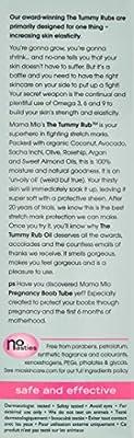 Mama Mio The Tummy Rub Oil, 4.1 fl. oz.