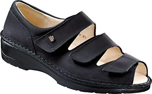 Finn Comfort Women's Fashion Sandals Black RFo2X7EgEb