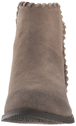 Bootie Suede Grey Women's Crossroads Dirty Laundry Ankle Swxq66nRCI