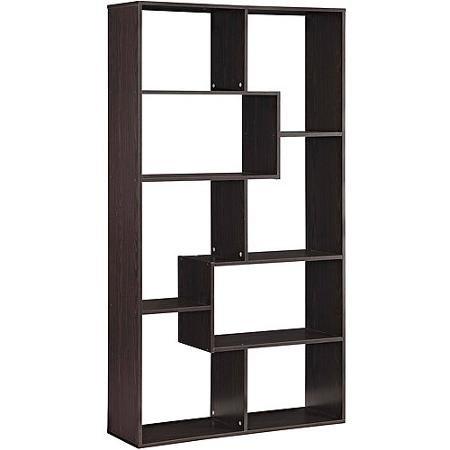 Mainstay Home 8-Shelf Bookcase (Espresso) (Espresso, 8-Shelf) (8-Shelf, Espresso) by Mainstay