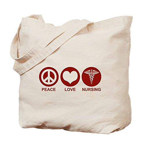 la de Paz de gamuza símbolo Love diseño de enfermería CafePress nbsp; txqwPRnIgP