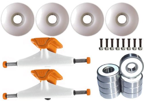 Tensor Truck Package 5.0 MID Slider 52mm Wheels ABEC 9