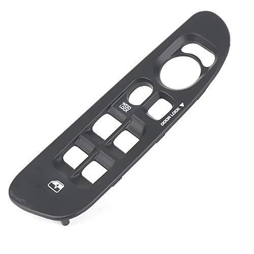 Window Switch Bezel for Dodge Ram Switch Bezel Panel, Slate Gray