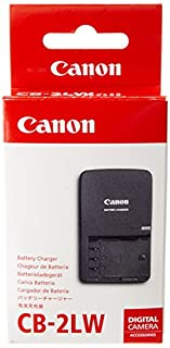 Canon Battery Charger CB-2LW (B000B69WVG) | Amazon price tracker / tracking, Amazon price history charts, Amazon price watches, Amazon price drop alerts