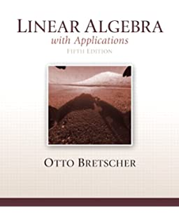 linear algebra with applications by otto bretscher torrent.rar
