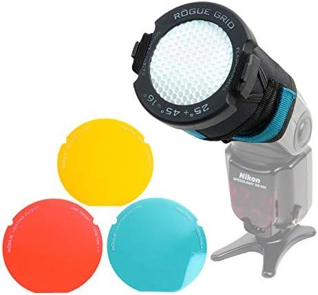 FoldingYHM Universal Flash Light Reflector