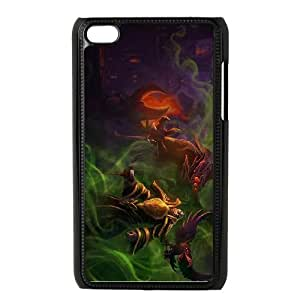 ipod 4 phone case Black Swain league of legends SDF4542075