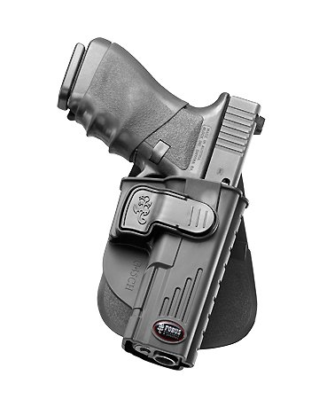 Fobus Tactical Right Hand G45-CH-A Holster For Glock 20, 21 Generation 3 & 4 (not for previous generations) (RIGHT HAND)