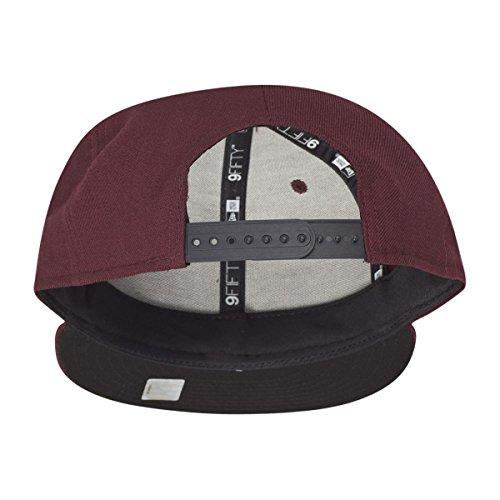 New Era 9Fifty Snapback Cap - NHL Anaheim Ducks maroon