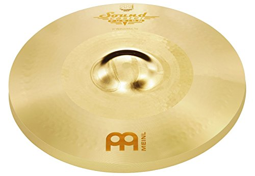 Meinl Soundcaster Fusion - Meinl Cymbals SF14MH Soundcaster Fusion 14-Inch Medium Hi-Hat Cymbal Pair (VIDEO)