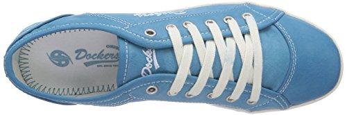 Dockers by Gerli 27CH221-630530 Damen Sneakers Türkis (türkis 640)