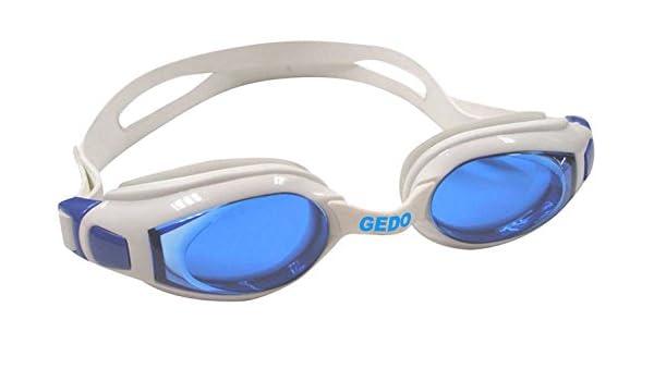 Gedo CF103 - Gafas Piscina, Color Blanco, Talla única ...