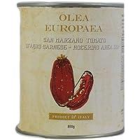 Olea Europaea - San Marzano Peeled Tomatoes DOP - 800 gm