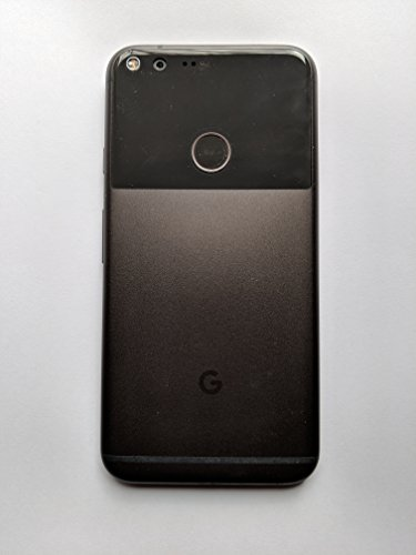 Google Pixel XL Phone 128GB - 5.5 inch display ( Factory Unlocked US Version ) (Quite Black)