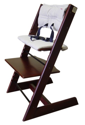Hipposmile Happy Hippo High Chair  Light Brown Color (Light Brown)