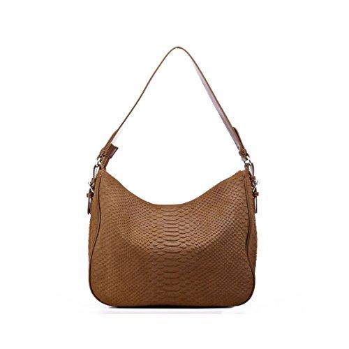 Women's Shoulder Camel Bag Pascal Morabito RT76FF
