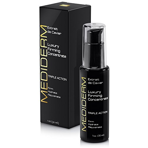 Luxury Anti Aging Caviar & Hyaluronic Acid Serum - Extrait de Caviar Skin Firming Concentrate Works Best At a Cellular Level to Instantly Firm, Hydrate & Rejuvenate to Reduce Fine Lines and Wrinkles
