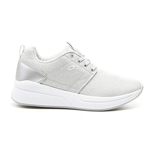 Shoes Lotto 020 Fitness Silver Day W Women's Slv Lux Mt AMF YwYH4rq