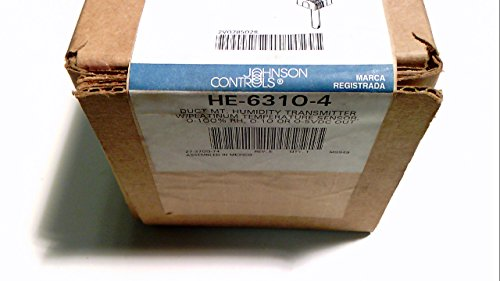 - JOHNSON CONTROLS HE-6310-4 Relative Humidity Transmitter 0-5VDC