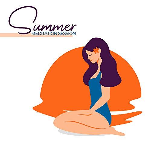 Summer Meditation Session: Natural Background (Including Birds, the