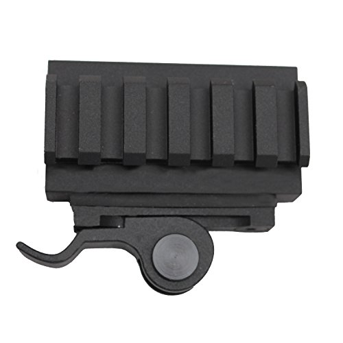 Aimshot Q Rail Adapter/QR Picrail Riser