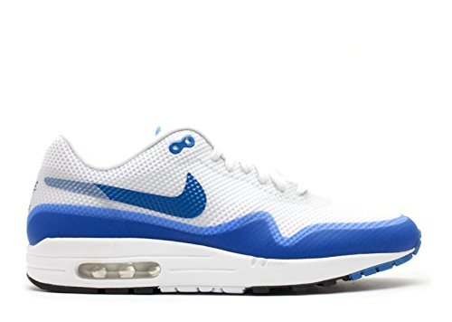 free shipping online clearance 2015 NIKE Mens Air Max 1 Hyperfuse Prem NRG White/Varsity Blue-Neutral Grey Synthetic Size get authentic latest cheap online for sale mBKzNsum