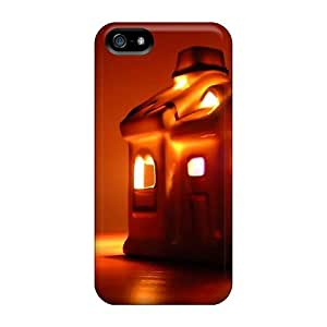 Ideal AnnetteL Case Cover For Iphone 5/5s(little House Of Light), Protective Stylish Case