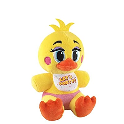"Funko Five Nights at Freddy's Toy Chica Plush, 6"": Toys & Games"