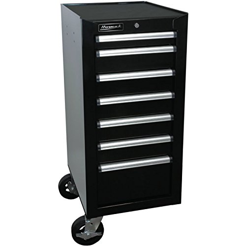 7 Drawer Side Tool Cabinet - 7