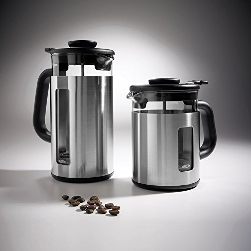 Oxo Coffee Maker Warranty : OXO Good Grips 8-Cup French Press Replacement Carafe, 34-Ounce Home Garden Kitchen Dining ...