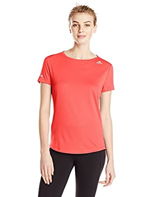 adidas Performance Women's Run Short Sleeve Tee