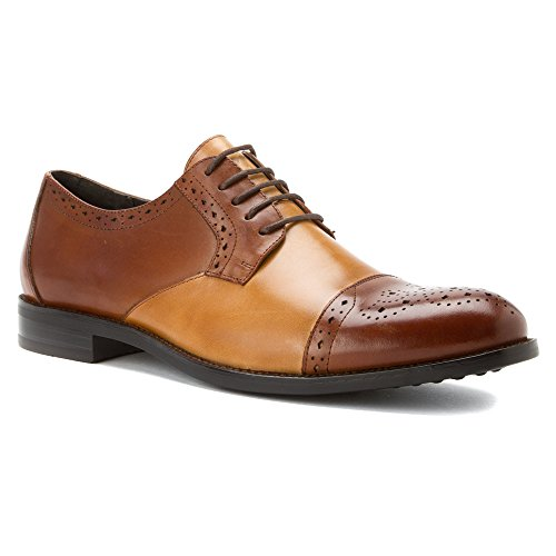 Stacy Adams Heren Granville Oxford Cognac Mlt