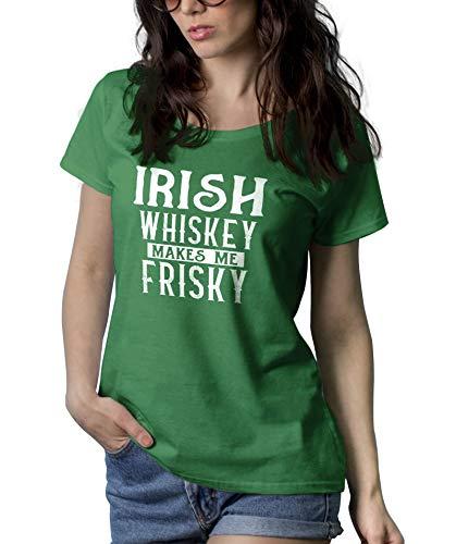 St Patricks Day Shenanigans Shirt | Frisky, M
