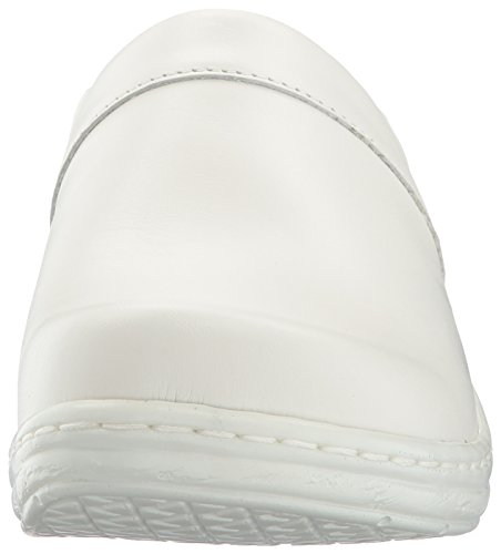 Mission Back Women's Clog KLOGS Footwear Closed White Nursing ZqUxA6