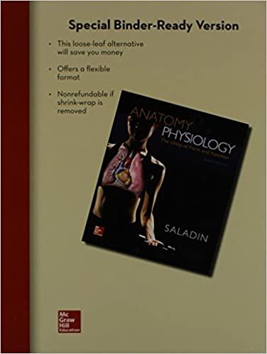 Amazon.com: Loose Leaf Version for Anatomy and Physiology: A Unity ...