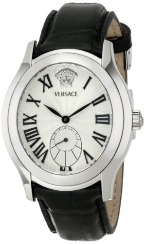 Versace-Mens-OLA99D498-S009-Bond-Street-Stainless-Steel-Silver-Sunray-Dial-Automatic-Watch