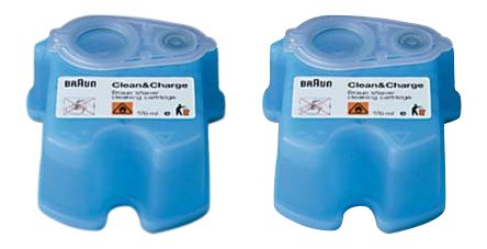 Price comparison product image Braun 81418636 CCR2 CLEAN & RENEW REFILL
