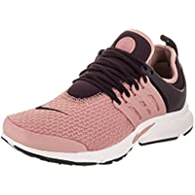 NIKE Women's Air Presto Port/Wine/Particle/Pink Running Shoe 8 Women US
