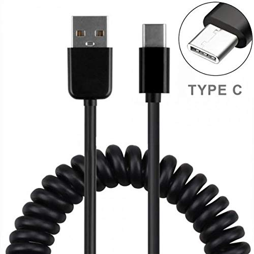 24W Fast Car Charger Type-C Cable DC Quick USB-C Data Cord for Samsung Galaxy -