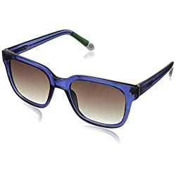 Fossil Unisex Tolson Square Sunglasses
