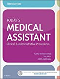 Launch your career in medical assisting with Today's Medical Assistant, Clinical & Administrative Procedures, 3rd Edition! Bringing together the clinical know-how of Kathy Bonewit-West, the administrative expertise of Sue Hunt, and the anatomy...