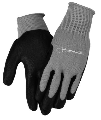 MidWest Gloves 391A9-L-JH Latex Dipped Nylon Jimmy Housto...