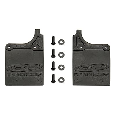 Team Associated 89430 SC10 SC8 Mud Flaps: Toys & Games