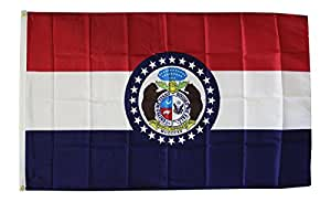 Missouri - 3' x 5' Dura-Poly™ Polyester US State Flag by Flagline